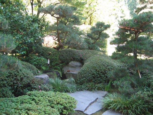 Oregon portland for matt ann 39 s wedding for Japanese garden entrance