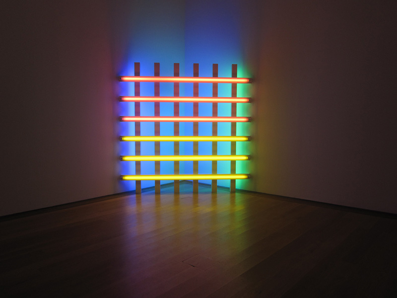 May 2012 Alpana Bawa And Dan Flavin